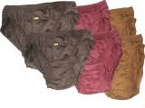 Priya Tex Women's Brief Multicolor Panty...