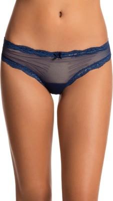 PrettySecrets Women's Bikini Blue Panty