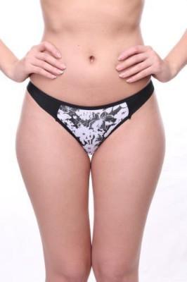 Feminin Women's G-string, Thong Black Panty