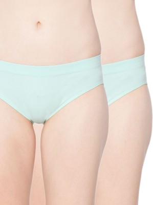 Channel Nine Women's Hipster Green Panty