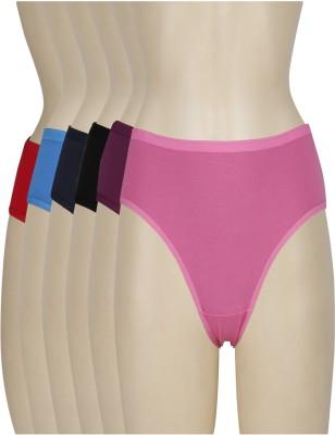 Bodymist Women's Brief Multicolor Panty