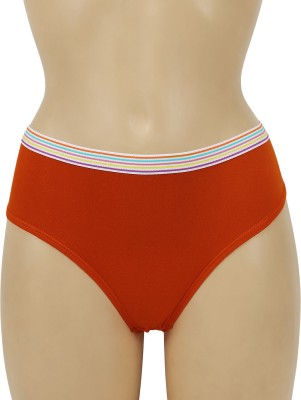 BODY-X Women's Hipster Multicolor Panty