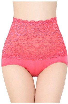 Gojilove Women's Brief Pink Panty