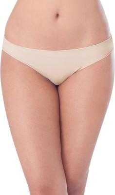 PrettySecrets Womens Bikini Beige Panty(Pack of 1)