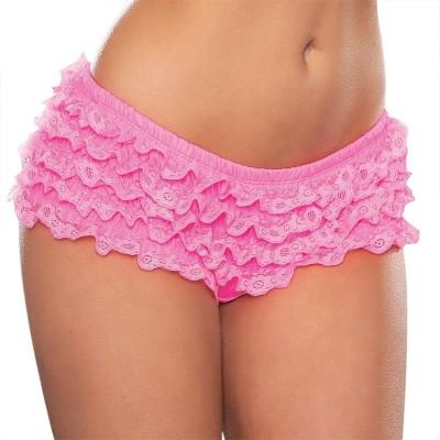 Hustler KPEP100-NPNK Women's Brief Pink Panty