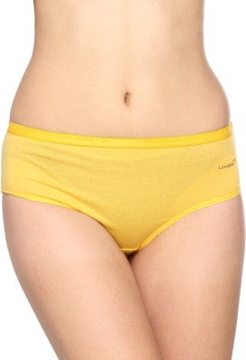 Lovable Ctns Brief_yellow Women's Brief Yellow Panty