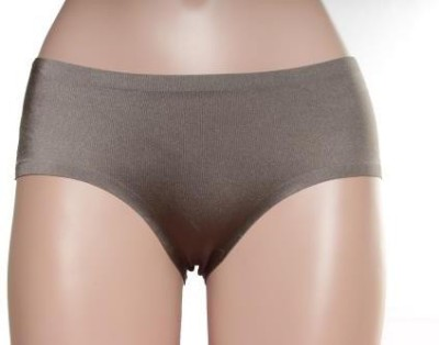 Feminin Women's Hipster Grey Panty