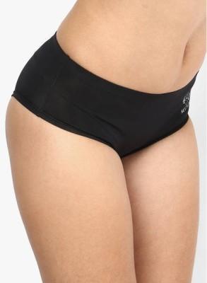 Restless Women's Hipster Black Panty