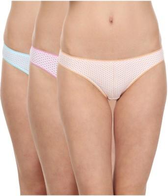 Blazon Women's Bikini Multicolor Panty