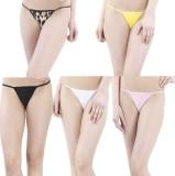 JKFs Women's G-string Multicolor Panty (...