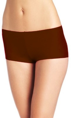 Our Rituals Women's Boy Short Brown Panty