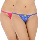 Vaishna Women's Bikini Pink, Purple Pant...