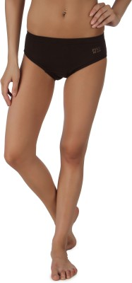 Asmi Creation New Fashion Women,s Brief Brown Panty