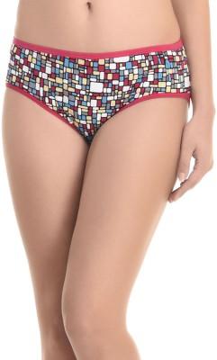 Miss Clyra Women,s Bikini Pink Panty