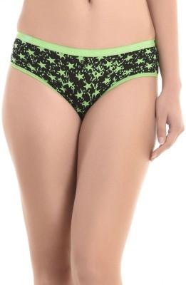 Miss Clyra Women,s Bikini Green Panty