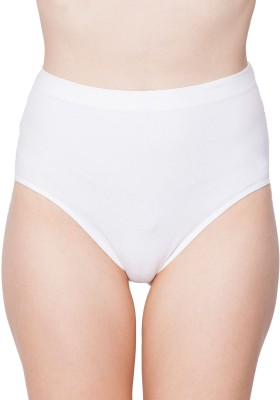 Channel Nine Women's Brief White Panty