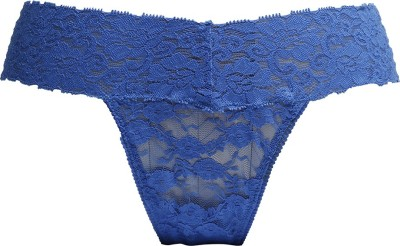 Luxemburg Women's Thong Blue Panty