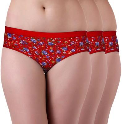 Tweens Women's Brief Red Panty