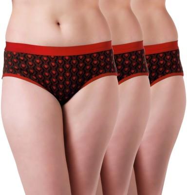 Tweens Women's Hipster Red Panty