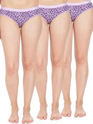 Radisun Women's Hipster Pink, Purple, Black, Multicolor Panty