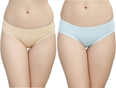 Deep Under Women's Hipster Multicolor Panty