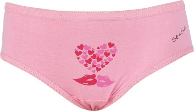 Soft&Smooth Pn Women's Brief Pink Panty
