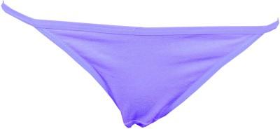 Soul Whisperer Women's Bikini Purple Panty