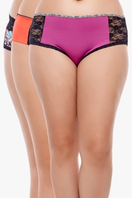 Penny Women's Hipster Multicolor Panty