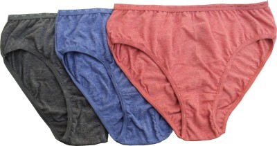Spongy Women's Brief Multicolor Panty