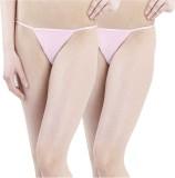 Sizzle N Shine Women's G-string Pink Pan...