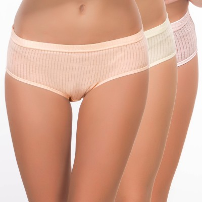 Lady Lyka Women's Hipster Multicolor Panty