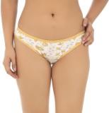 Gujarish Women's Hipster Yellow, White P...