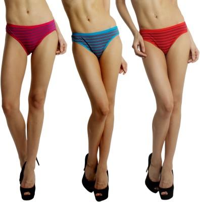 Body Liv Women's Hipster Multicolor Panty