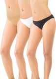 Dazzle Women's Brief Multicolor Panty (P...