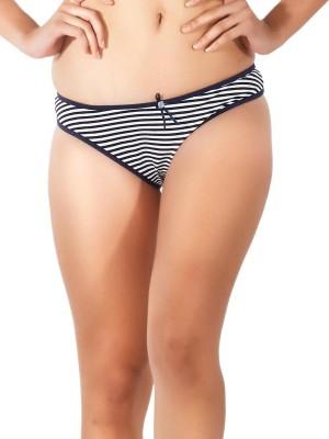 Shyle Women's Brief Blue Panty