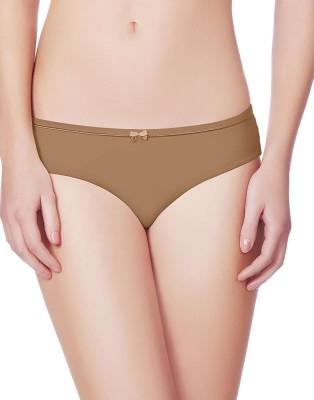 Amante Women's Bikini Brown Panty