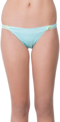 Zivame Women's Bikini Blue Panty(Pack of 1) at flipkart