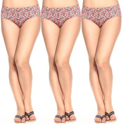 LovinoForm Latest Stylist Women's Hipster Multicolor Panty
