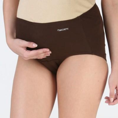Morph Maternity Brown Women's Maternity Brown Panty