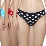Proleaf Women's Bikini Multicolor Panty ...