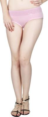 Vloria Women's Bikini Pink Panty