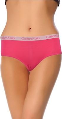 Cailan Kalai Women's Hipster Pink Panty