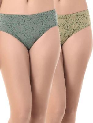Miss Clyra Women,s Bikini Multicolor Panty