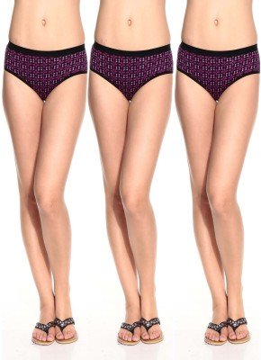 LovinoForm Latest Stylist Women's Hipster Purple Panty