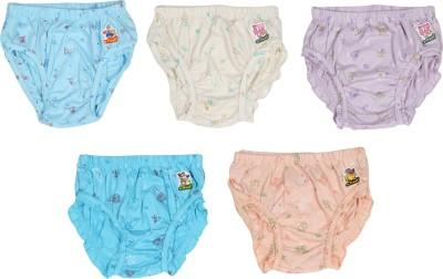 e-Fresh Girl's Brief Multicolor Panty