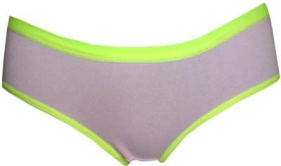 Fenleisi Trendy Innerwear Womens Brief Purple Panty