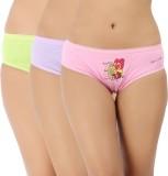 Vaishna Women's Brief Pink, Green, Purpl...