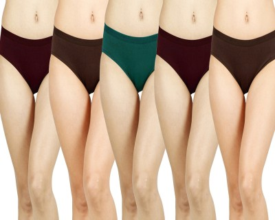 FnMe Women's Hipster Multicolor Panty