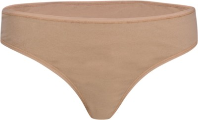 Luxemburg Beige Color Women's Thong Beige Panty
