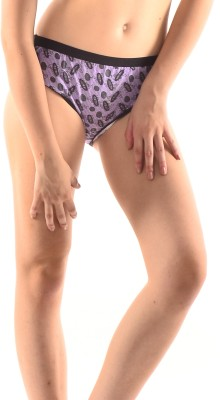 Inner Care 9020 Purple Women's Brief Purple Panty